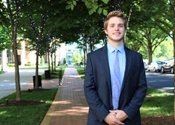 Cody an intern from MassMutual Carolinas