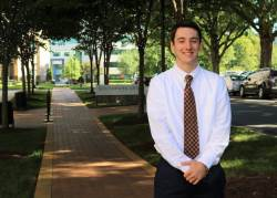Mark an intern from MassMutual Carolinas
